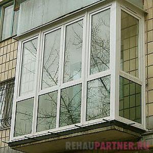 Противопожарные окна из алюминиевого профиля