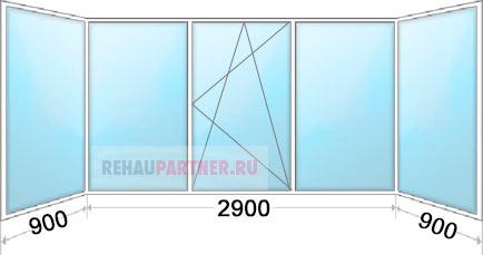 Купить балконные пластиковые окна