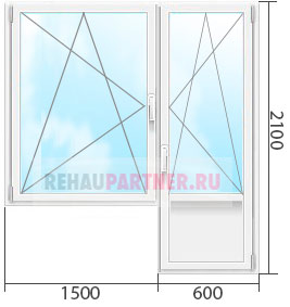 Окна ПВХ Москва цены