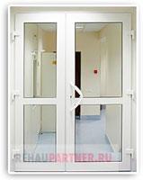 Характеристики пластиковых дверей