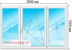 Поставить хорошие окна