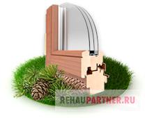 Виды деревянных окон