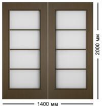 Цены на навесные межкомнатные двери