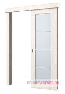 Навесные межкомнатные двери