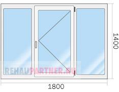 Цены на пластиковые окна для загородного дома