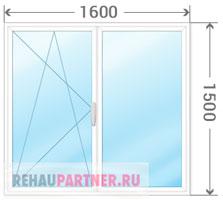 Цены на пластиковые окна в Московской области