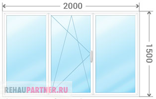 Купить пластиковые окна в Московской области