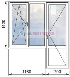 Цены на окна в домах серии П-44