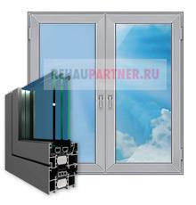 Алюминиевые окна в Красногорске