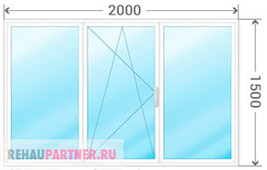 Купить пластиковые окна в Мытищах