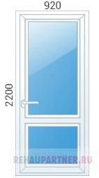 Цены на пластиковые межкомнатные двери