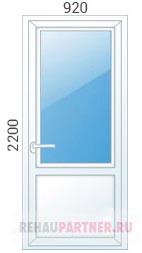 Стоимость пластиковых межкомнатных дверей