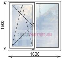 Цены на окна с замками