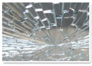 Разбит стеклопакет