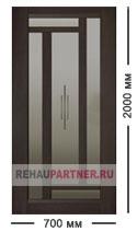 Заказать раздвижную межкомнатную дверь в Москве