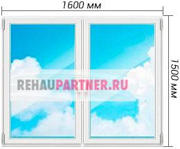 Цена на окна Rehau Brillant Design