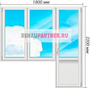 Купить окна Рехау Интелио