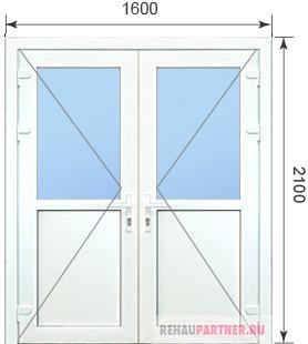 Цены на штульповые двери