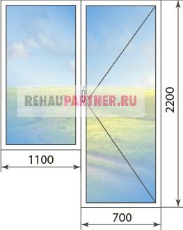 Цены на окна с теплопакетом